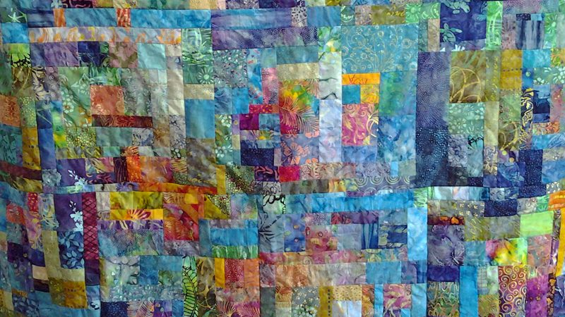 How to Make a Quilt for FREE