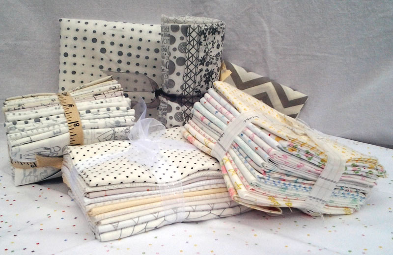 photo of Low Volume Fabric Collection