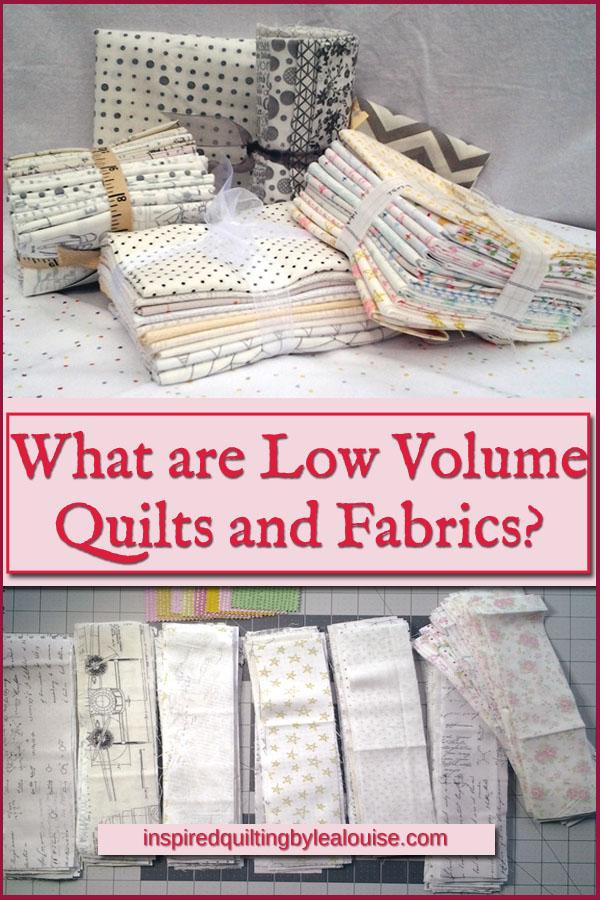 photo of LowVolume Bundles wCut Strips copy