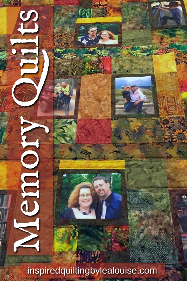 Learn How to Make a Family Memory Quilt photo