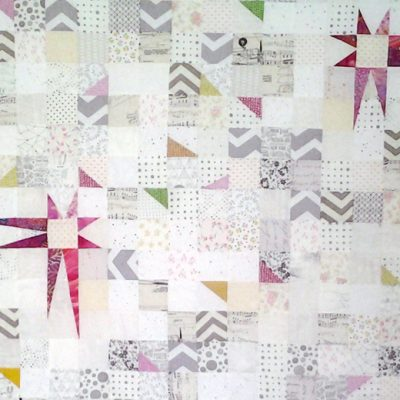 Wonky Corners Quilt Block Tutorial