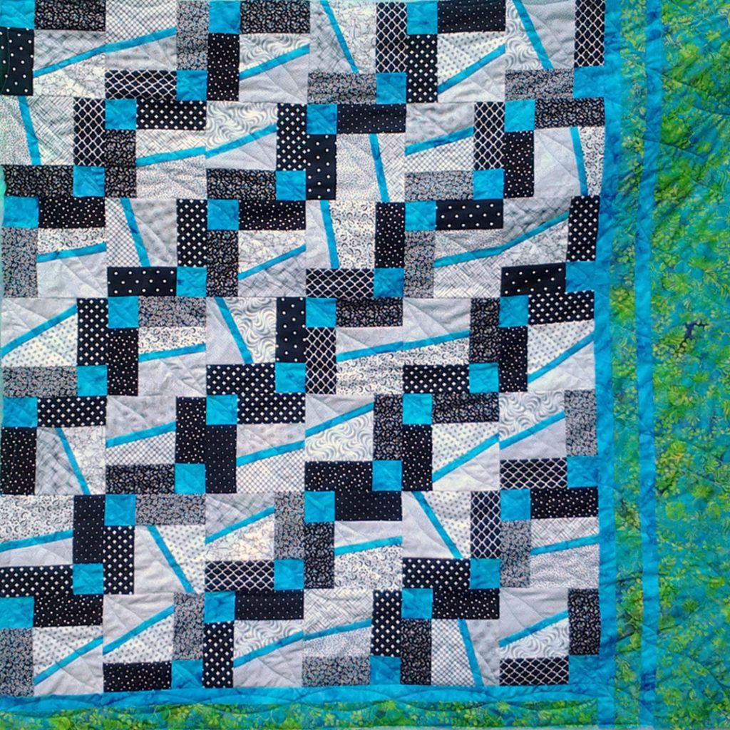 Photo of Quilt Top View