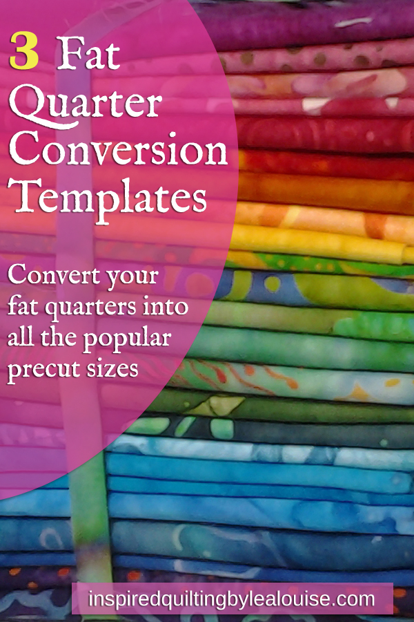 Image Pin optin for Free Fat quarter conversion templates
