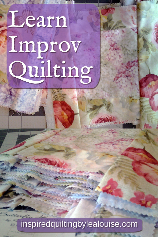 Photo 5 Learn improv quilting