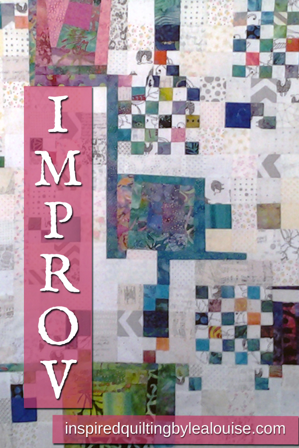 Photo how to layout an improv quilt top design pinterest pin