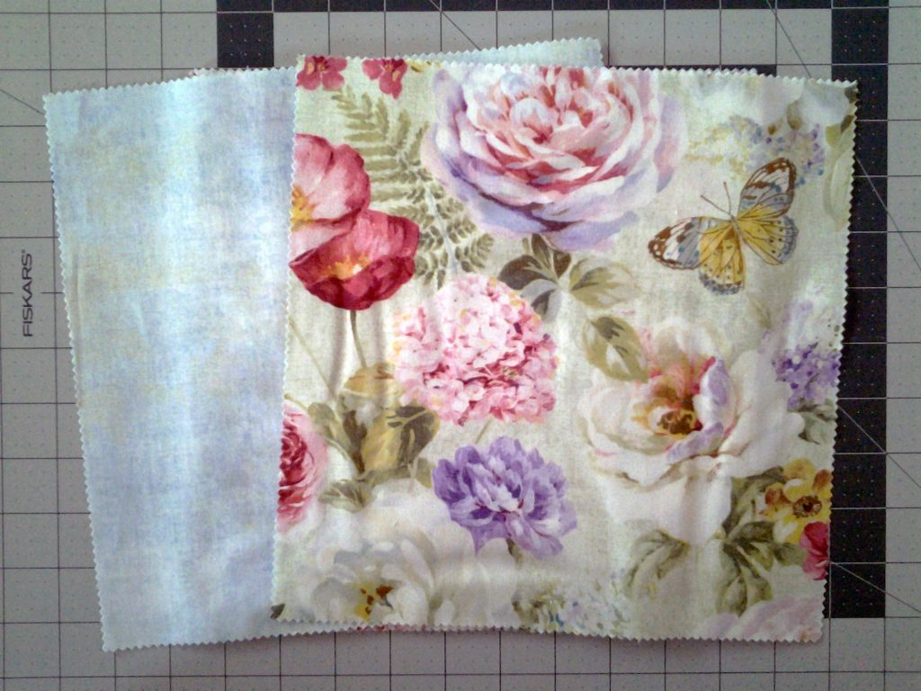 Photo Fabric Pair 1