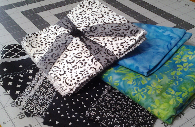 Photo Precut & Fat Quarter Fabric Selection