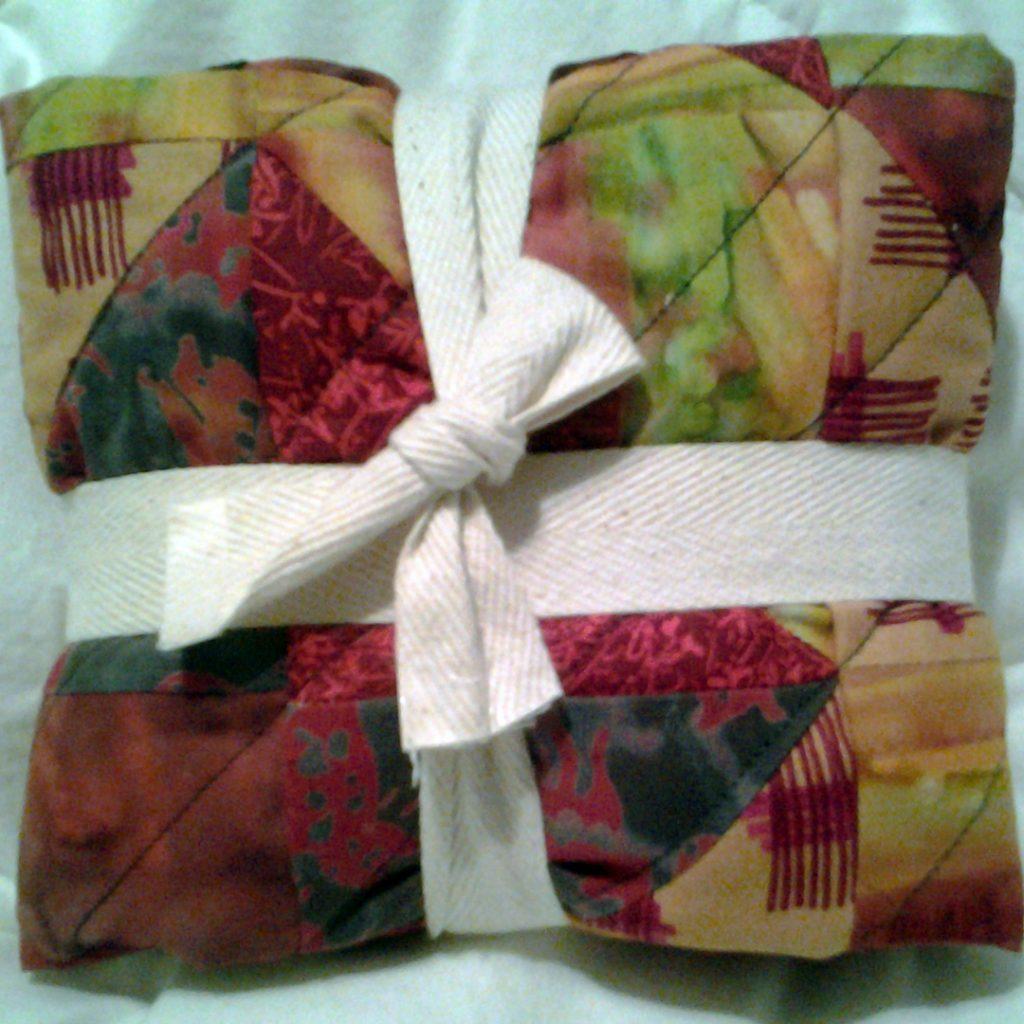 Photo of quilt bundle