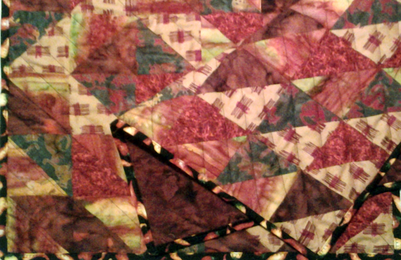 Photo of quilts