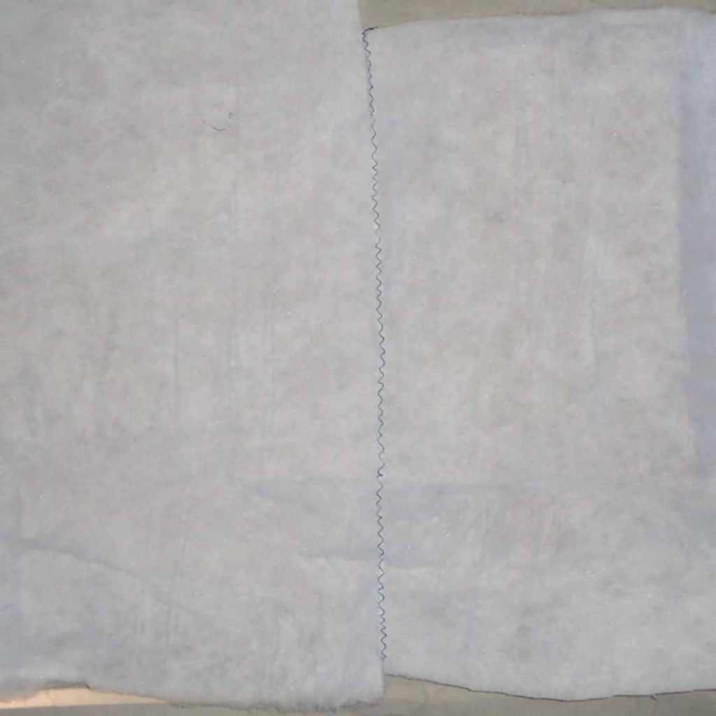 photo of Easy Patch Quilt Batting Joined