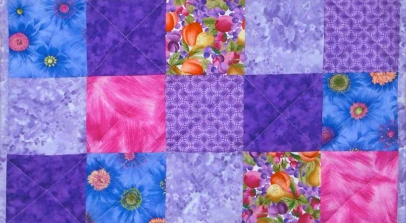 How To Make Little Quilts