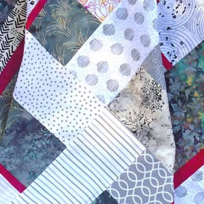 Modern Fat Quarter Quilting Pattern