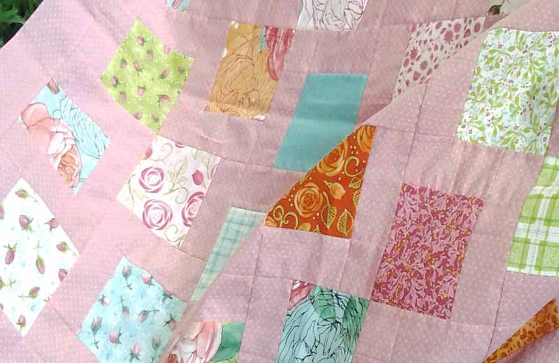 photo of Floating Charms Quilt