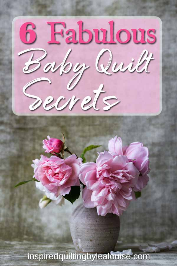 photo of Baby Quilt Secrets Pin