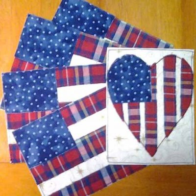How to Make Creative DIY Mini Quilt Postcards