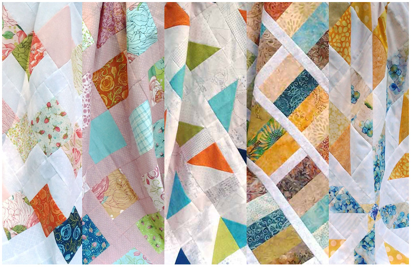 photo of Charm Square Quilt Collection