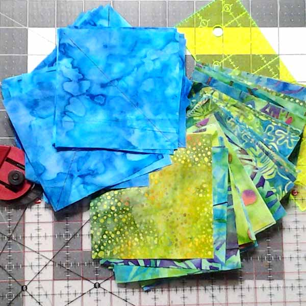 image how to prepare blocks to sewn perfect hst points