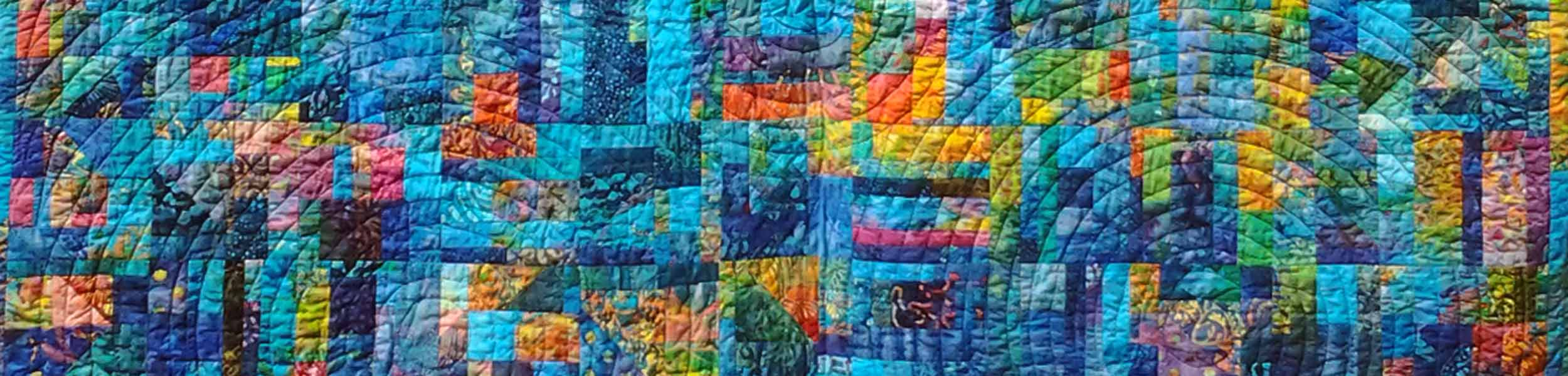 header image of Stash Quilt by Inspired Quilting by Lea Louise