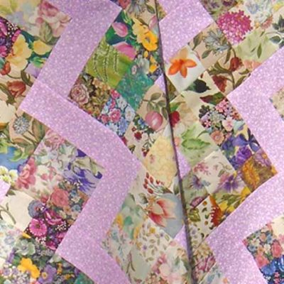 Creative Rail Fence Quilt Ideas