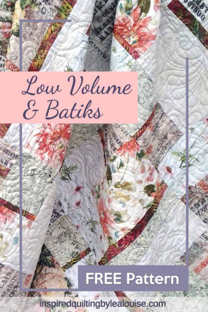 image of batik quilt