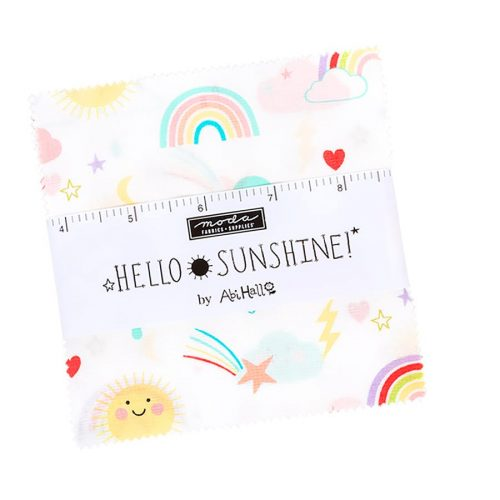 image of 'Hellow Sunshine' Charm Pack