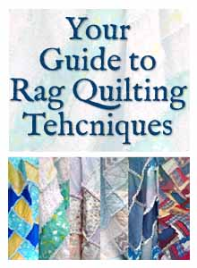 image of Your guide to the best rag quilting tips & techniques