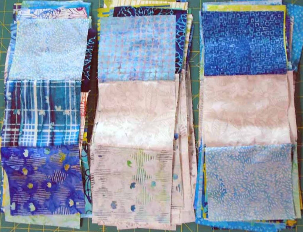 how-to-quilt-with-batik-charm-squares