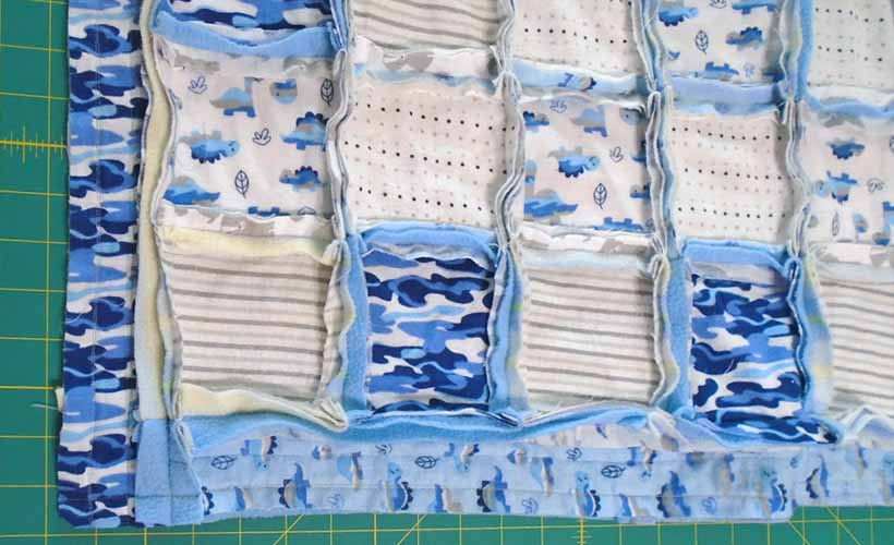 image of KinderMat Nap Quilt from Receiving Blankets