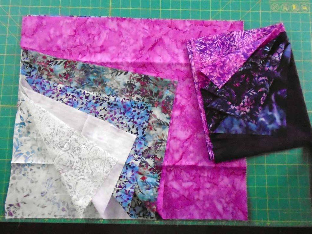 image of batik fat quarter bundle