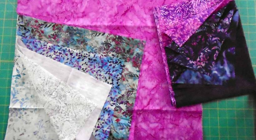 How to Cut a Fat Quarter for Quilting