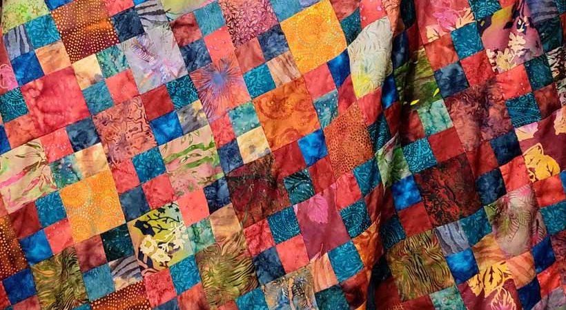 Easily Design A Spectacular Batik Quilt II